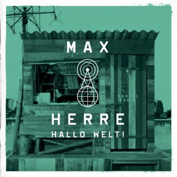 Max Herre – Hallo Welt Album Cover