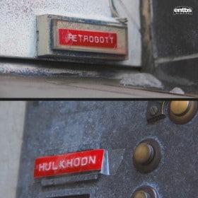 Retrogott & Hulk Hodn - Fresh und umbenannt Album Cover