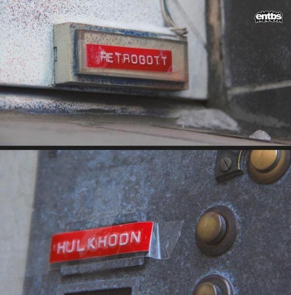 Retrogott & Hulk Hodn – Fresh und Umbenannt Album Cover