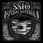 SSIO - Spezial Material Album Cover