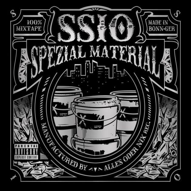 SSIO – Spezial Material Album Cover