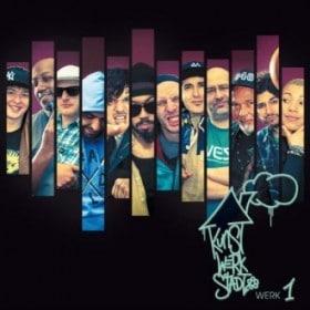 Samy Deluxe praesentiert - Kunstwerkstadt Werk1 Album Cover