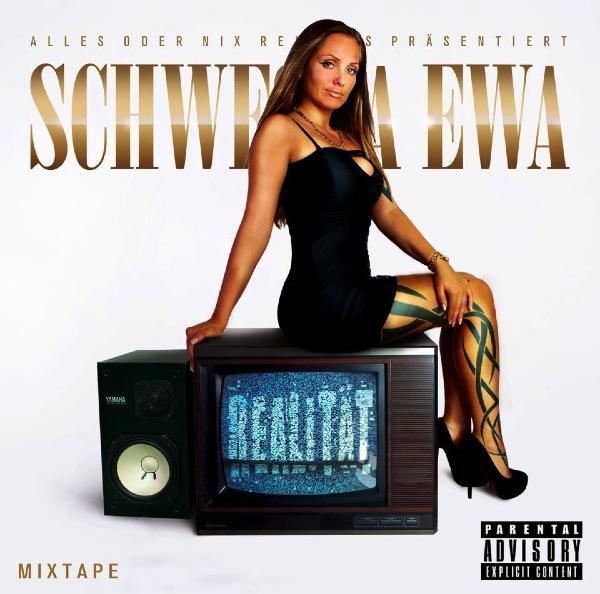 Schwesta Ewa – Realität Album Cover