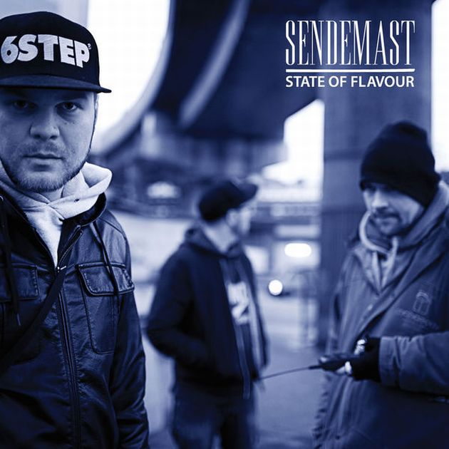 Sendemast – State of Flavour Album Cover