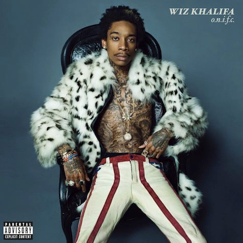 Wiz Khalifa – O.N.I.F.C. Album Cover