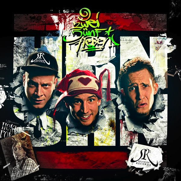 257ers – HRNSHN Album Cover