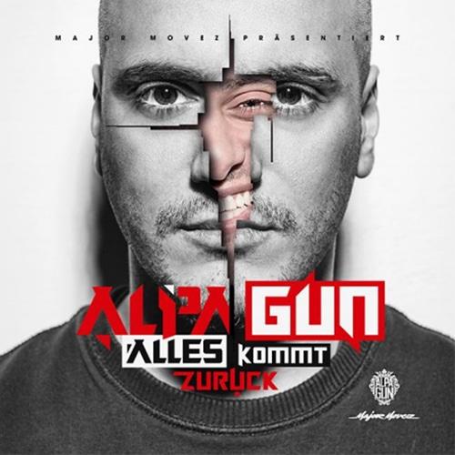 Alpa Gun – Alles kommt zurück Album Cover