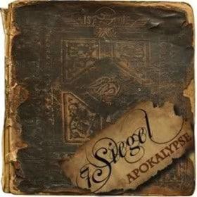 B-Lash - 7 Siegel Apokalypse Album Cover