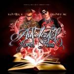 Bonez MC & Kontra K - Auf Teufel komm raus Album Cover