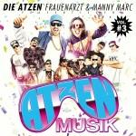 Frauenarzt & Manny Marc - Atzen Musik Vol.3 Album Cover
