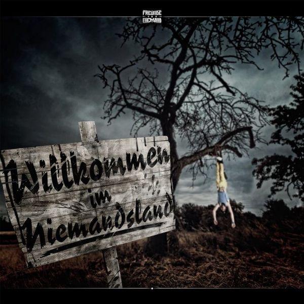 Freunde von Niemand – Willkommen im Niemandsland Album Cover