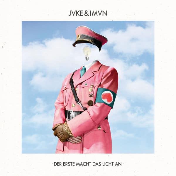 Juke & Imun – Der Erste macht das Licht an Album Cover