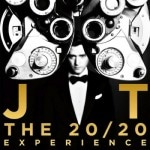 Justin Timberlake - The 20-20 Experience Album Cover