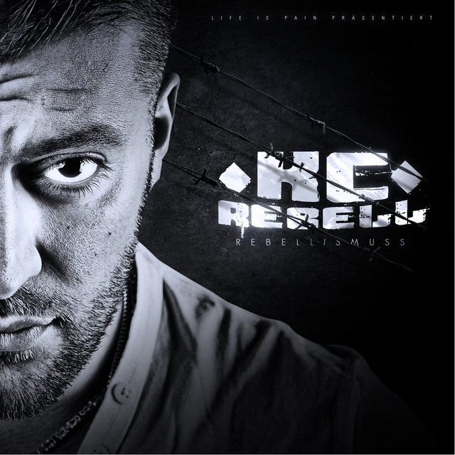 KC Rebell – Rebellismuss Album Cover