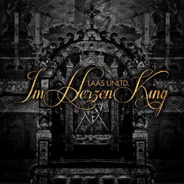 Laas Unltd. – Im Herzen King Album Cover