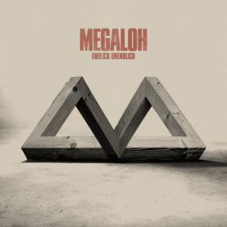Megaloh - Endlich Unendlich Album Cover