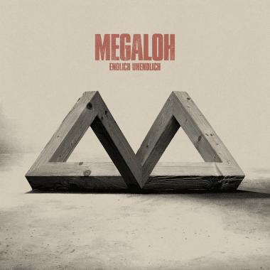 Megaloh – Endlich Unendlich Album Cover
