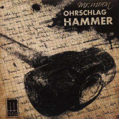 Mr.Moon – Ohrschlaghammer EP Album Cover