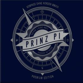 Prinz Pi - Kompass ohne Norden Album Cover