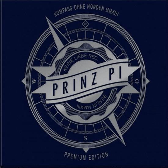 Prinz Pi – Kompass ohne Norden Album Cover