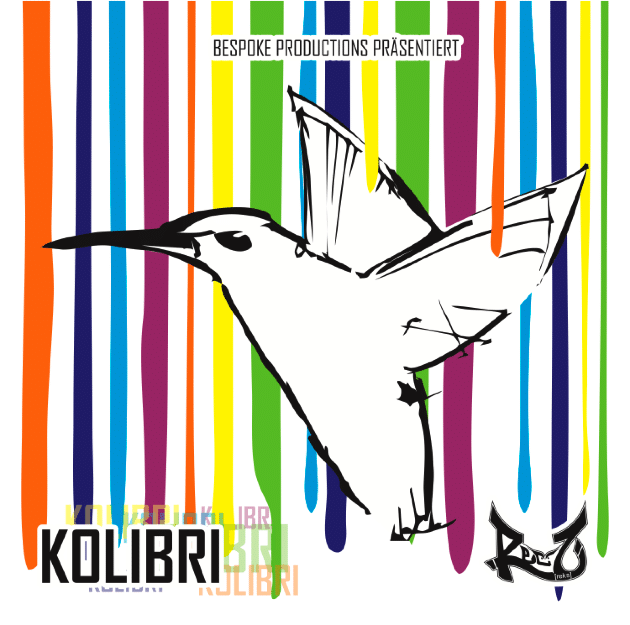 Rec-Z – Kolibri Album Cover