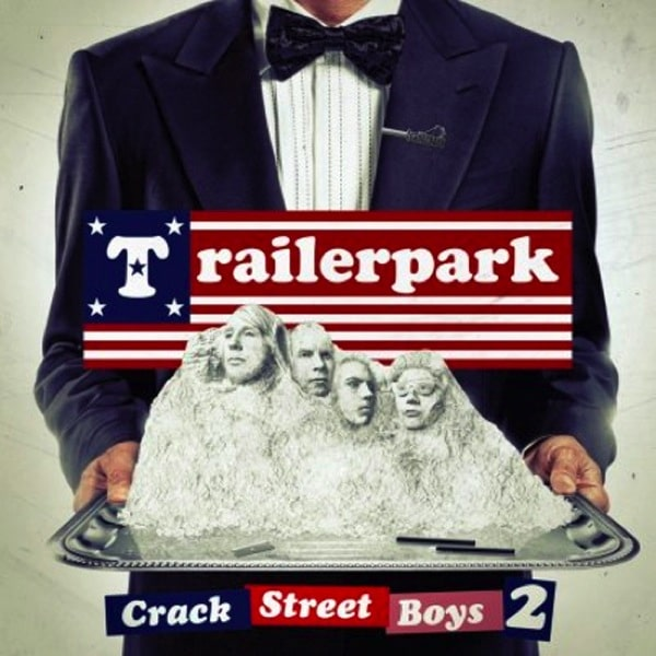 Trailerpark – Crackstreet Boys 2 Album Cover