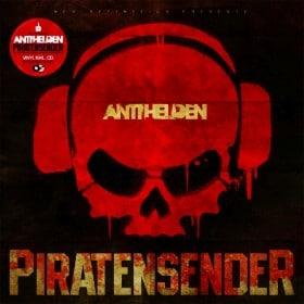 Antihelden - Piratensender Album Cover