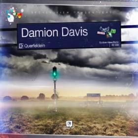 Damion Davis - Querfeldein Album Cover