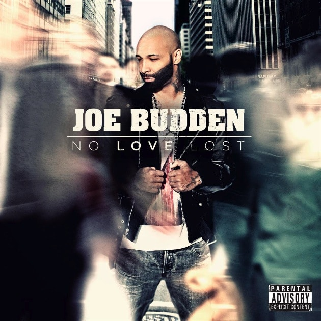 Joe Budden – No Love Lost Album Cover