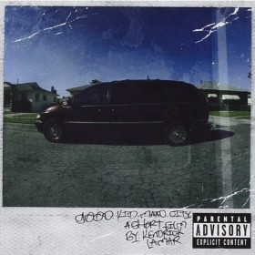 Kendrick Lamar - Good Kid Mad City Album Cover