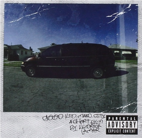 Kendrick Lamar – Good Kid, M.A.A.D City Album Cover