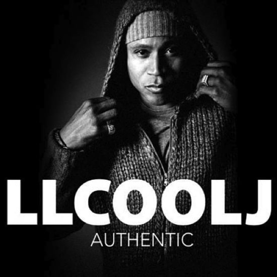 LL Cool J – Authentic Album Cover