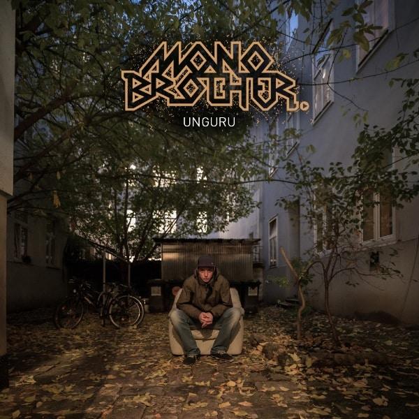 Monobrother – Unguru Album Cover