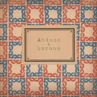 Tufu - Abdoom & Unraum Album Cover