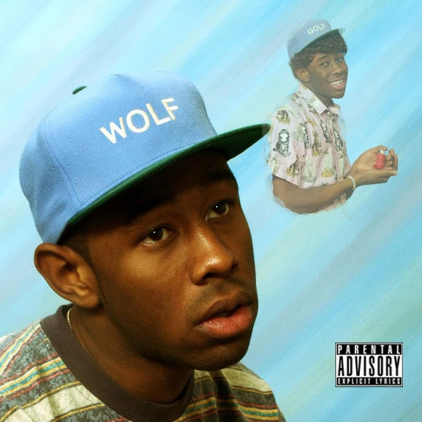 Tyler The Creator – Wolf Album Cover