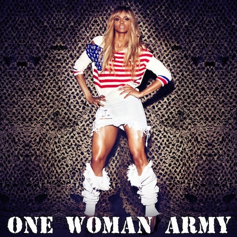 Ciara - One Woman Army Album Cover