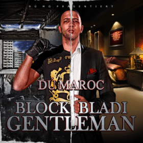 Du Maroc - Block Bladi Gentleman Album Cover