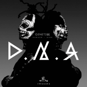 Genetikk - DNA Album Cover