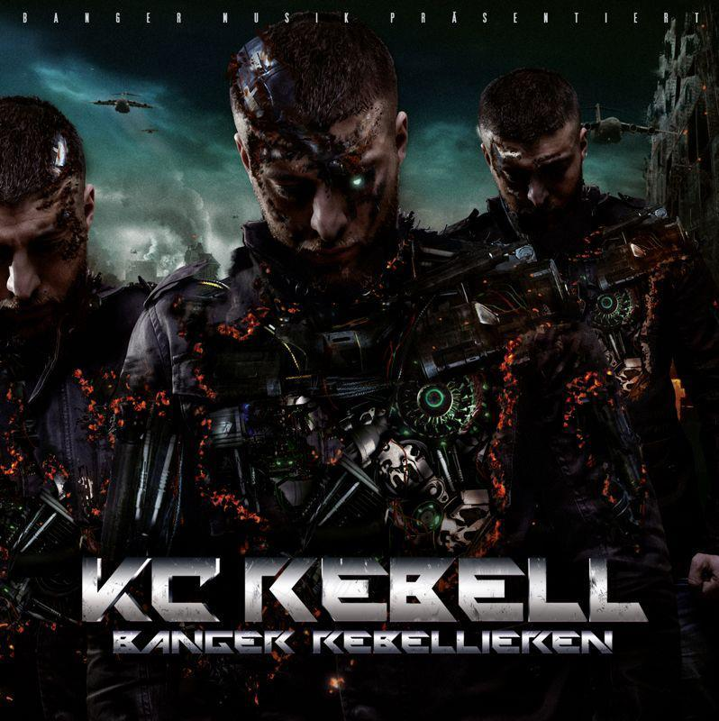 KC Rebell – Banger rebellieren Album Cover