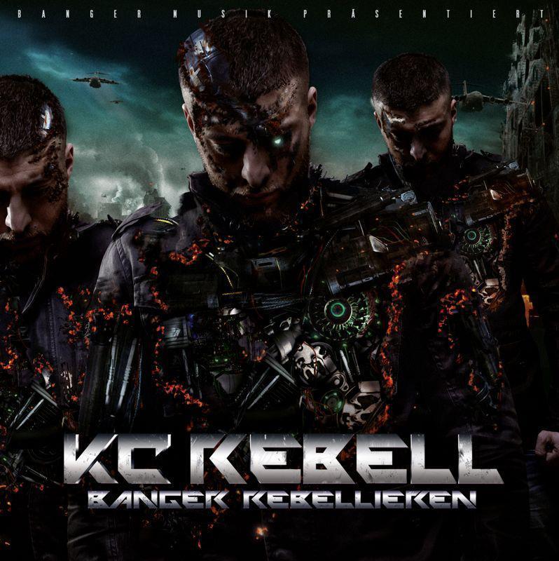 KC Rebell – Banger rebellieren Album Cover