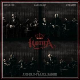 Koma - Koma Album Cover