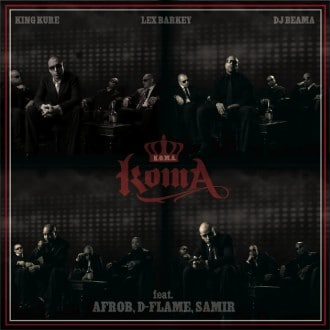 Koma - Koma Album Cover