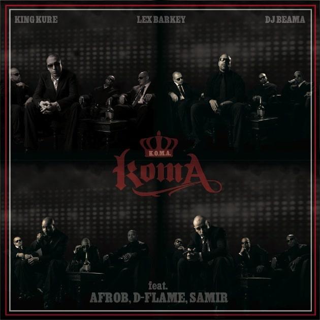 Koma – K.O.M.A. Album Cover