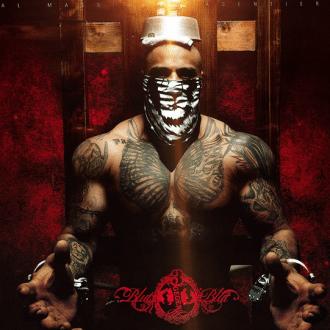 Massiv - Blut gegen Blut 3 Album Cover