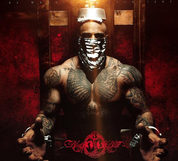Massiv – Blut gegen Blut 3 Album Cover