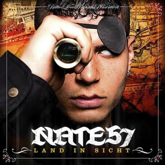 Nate57 – Land in Sicht Album Cover