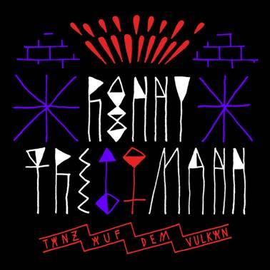 Ronny Trettmann – Tanz auf dem Vulkan Album Cover