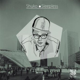 Shuko - Sleepless Album Cover