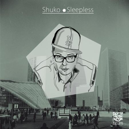Shuko – Sleepless Album Cover