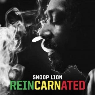 Snoop Lion - Reincarnated Album Cover